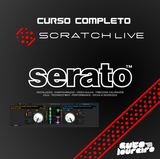 Video Aulas Serato Scratch Live Para Djs