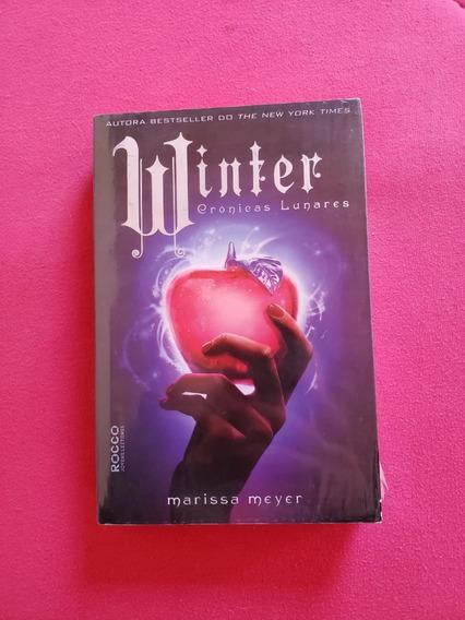 Livro Winter - Crônicas Lunares - Marissa Meyer