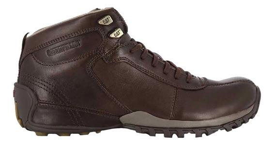 Zapatos Hombre Estilo Botin Casual Comodo P721510m4m Cat