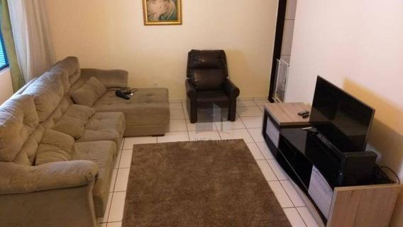 Casa Com 3 Dormitórios Para Alugar, 200 M² Por R$ 2.200/mês - Vila Nossa Senhora Das Vitórias - Mauá/sp - Ca0145