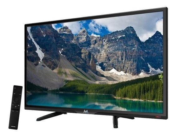 Monitor Tv Led De 24 Mtek Mk24cn2 Full Hd Com Hdmi/usb