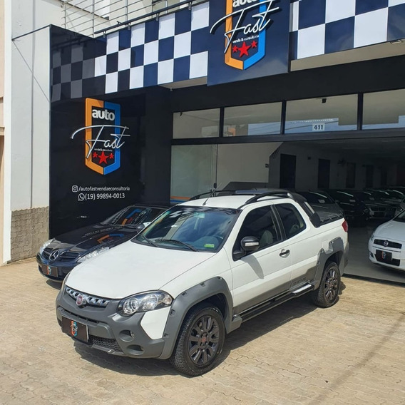 Fiat Strada Adventure 1.8 Cd Locker 2016