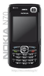 Celular 3g Con Desbloqueo De Red Nokia N70-1 - Versión Inter
