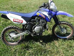 Yamaha Ttr 125e Roda Pequen Trilha