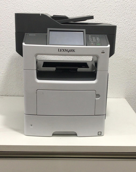 Impressora Lexmark Mx611de Laser Em Ótimo Estado