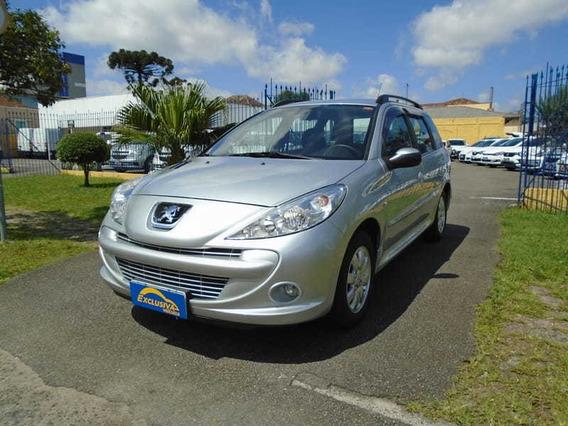 Peugeot 207 Sw Xrs 1.4 8v Flex 4p