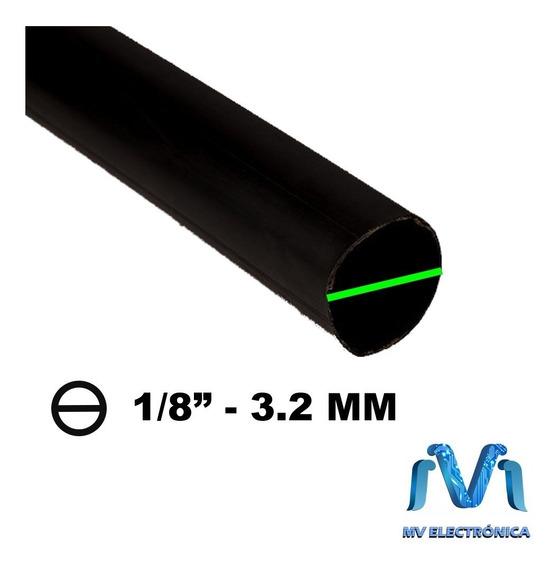 1m Thermofit De 1/8 3.2mm Termocontractil Termoretractil