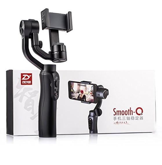 Estabilizador Zhiyun Smooth Q3 - Para Celular E Action Cam