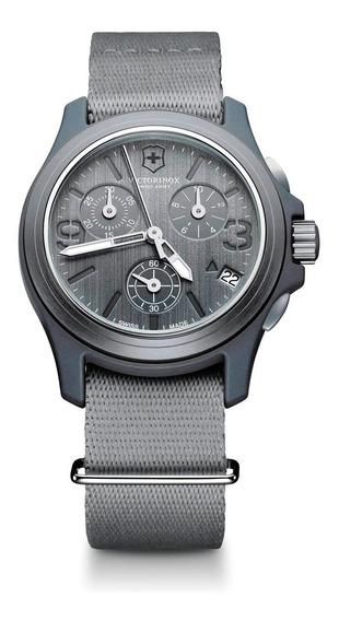 Relógio Victorinox Swiss Army Cronógrafo - Open Box