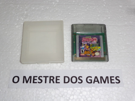 Scooby-doo! Original Para Game Boy Color Confira