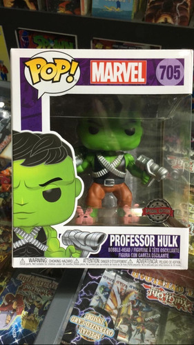 Funko Pop! Marvel - Professor Hulk #705 (super Sized 6 )