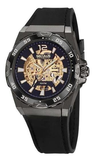 Relógio Masculino Seculus 20847gpsvsu1