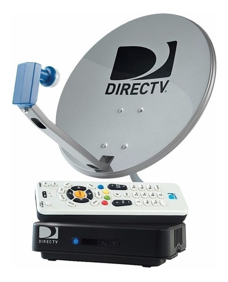Kit Decodificador Directv, Antena & Control