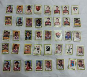 Figurinhas Antigas - Campeonato Brasileiro De 1993 - 88un