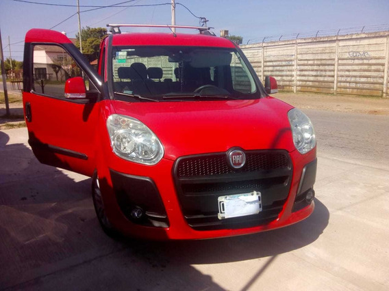Fiat Doblo 1.4 Active Family 2014