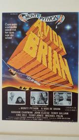 Cartazete Original Filme A Vida De Brian 1979