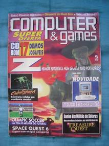 Revista Computer & Games Edição 28
