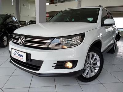 Volkswagen Tiguan 2.0 Tsi 16v Turbo 2015 Branca Gasolina