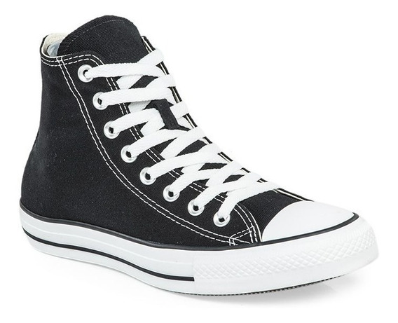 Botitas Converse All Star Negro Blanco! 100% Original!