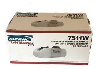 Kit Merik 7511 W Batería De Respaldo, Riel 2.4 Y Gateway