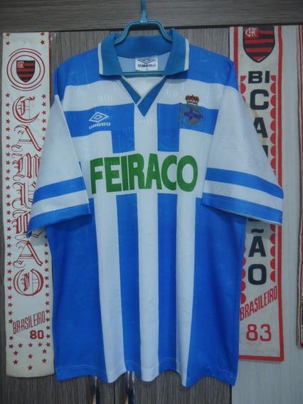 Camisa Deportivo La Corunâ ( Espanha / Nº 8 )