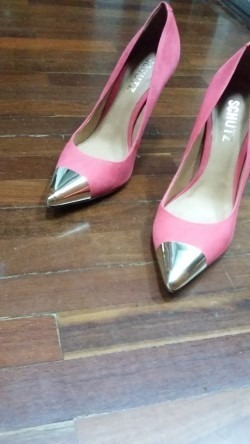 Zapatillas Tipo Estiletos