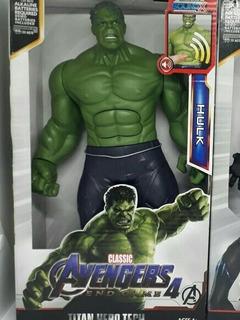 Avengers Articulado 30cm
