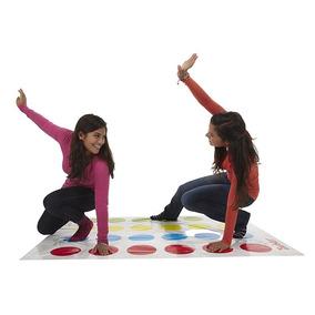 Jogo Twister Divertido Para Criança Familia