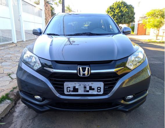 Honda Hrv Exl 1.8 2018 Marília-sp Toyota Vw Fiat Ford Jeep