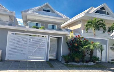 Casa Com 5 Quartos À Venda, 300 M² Por R$ 1.750.000,00 - Recreio Dos Bandeirantes - Rio De Janeiro/rj - Ca0023