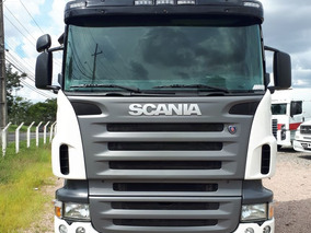 Scania 124 420 6x2 2009 High Line