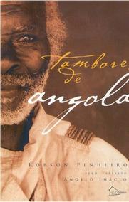 Livro Tambores De Angola