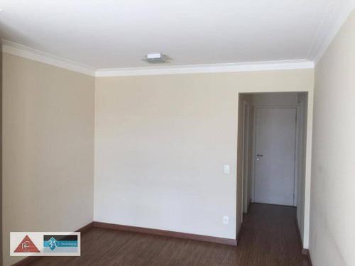 Imagem 1 de 14 de Apartamento Com 2 Dormitórios À Venda, 67 M² Por R$ 530.000,00 - Água Rasa - São Paulo/sp - Ap6373