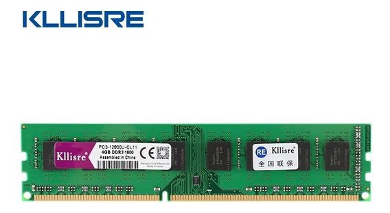 Memórias Ddr3 8gb 1600 Mhz ( 2x4 Gb ) Somente Placas Da Amd