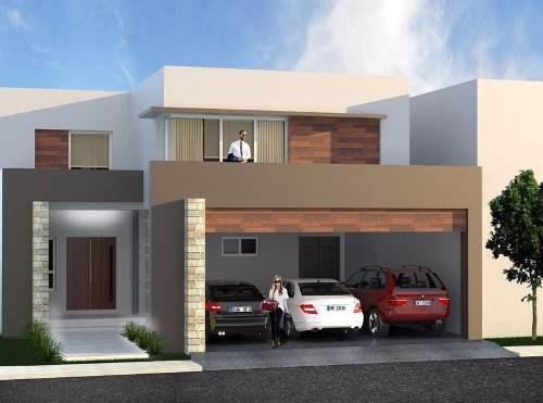 Casa Sola Residencial En Venta En Fraccionamiento Villa Santa Isabel, Monterrey, Nuevo León