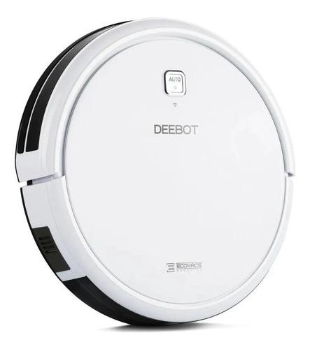 Imagen 1 de 10 de Robot Aspiradora Ecovacs Deebot N79w Con Wifi Y Autorecarga
