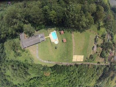 Chácara Com 6 Dormitórios À Venda, 78000 M² Po - Pindorama - Mogi Das Cruzes/sp - Ch0015