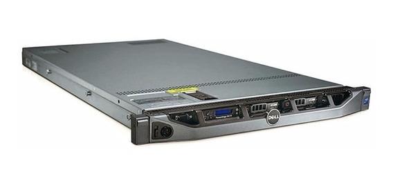 Servidor Dell R610 Poweredge 2 Xeon Six Core 32gb 960gb Ssd