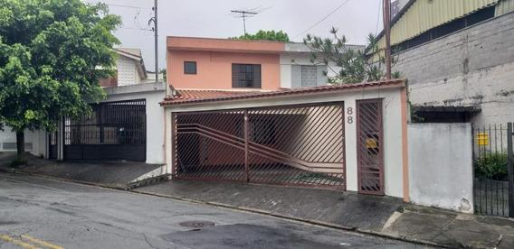 Sobrado Com 4 Dormitórios À Venda, 194 M² - Assunção - São Bernardo Do Campo/sp - So19830