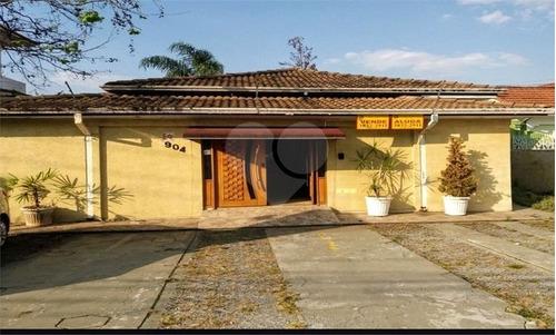 Casa Terrea Comercial - 20 Vagas - Para Locação No Alto Da Lapa - 85-im407379