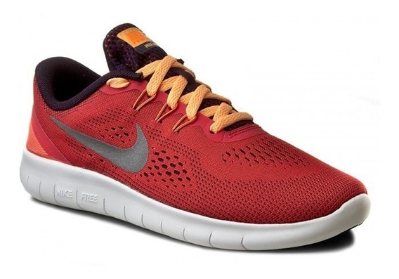 Zapatillas Nike Free Rn (gs) Running 833993-801