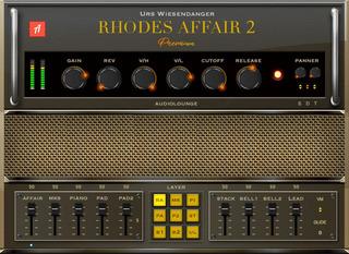 Vst Rhodes Affair 2 Premium Pianos, Win/mac 32/64 Bit
