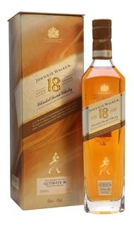 Johnnie Walker 18 Años Botella