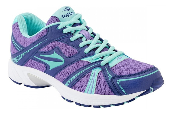 Zapatillas Topper Lady Citius Running Varios Colores