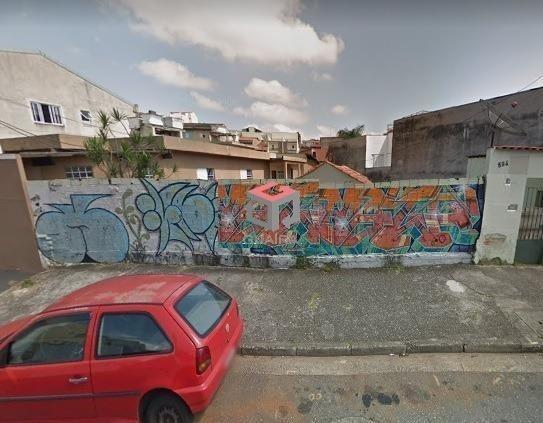 Terreno À Venda, Curuçá - Santo André/sp - 74574