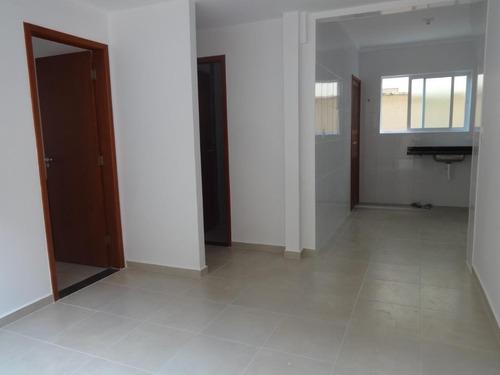 Conjunto Em Parque São Vicente, São Vicente/sp De 50m² 2 Quartos À Venda Por R$ 210.000,00 - Cj150978