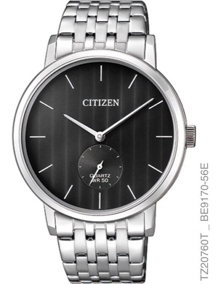 Relógio Citizen Masculino Tz20760t Aço Analogico Oferta