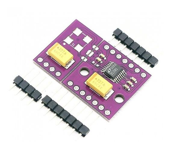 Produino Ltc3108 -1 Conversor De Impulso De Baixa Tensão
