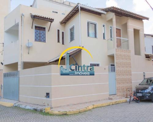 Imagem 1 de 25 de Vendo Casa No Jardim Das Margaridas, 4/4, Sendo Duas Suítes, Condomínio Fechado, R$ 360.000,00 Não Financia!!!! - J1152 - 69318959