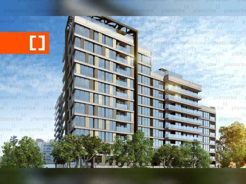 Venta De Apartamento Obra Construcción Monoambiente En Malvín, Torre Arenas Unidad 214
